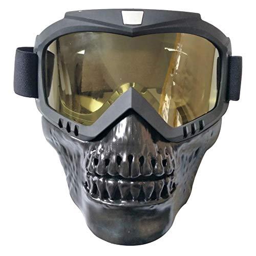 Liteness Máscara Desmontable de Gafas