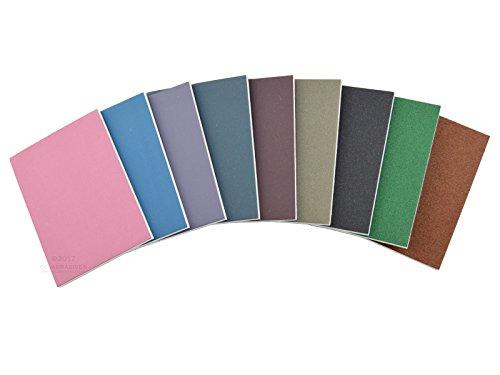 Micro-Mesh® 100x75mm Weich Berühren Vielfalt Pad Set