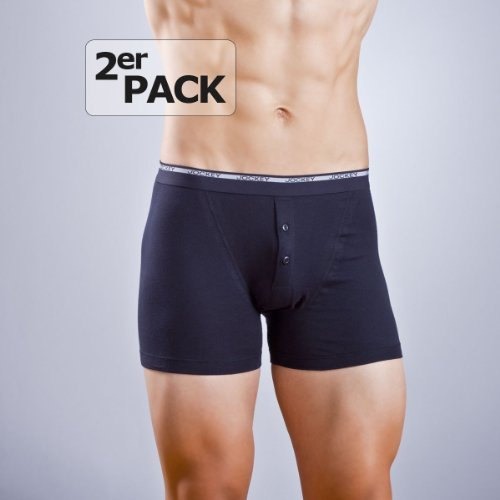 jockey-modern-classic-boxer-trunk-2-pack-black