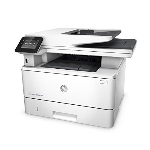 HP MFP M426fdn LaserJet Pro Printer - White