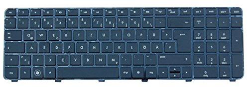 NExpert QWERTZ Tastatur für HP Pavilion dv7-6015SG dv7-6045SG dv7-6b00SG dv7-6b03SG dv7-6b21SG DE - Hp Pavilion Ersatzteile
