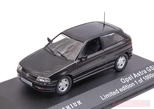 NEW TRIPLE 9 T9P-10019 OPEL ASTRA GSi 1992 BLACK 1:43 MODELLINO DIE CAST MODEL