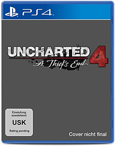 Sony Computer Entertainment Uncharted 4: A Thief's End [PlayStation 4]
