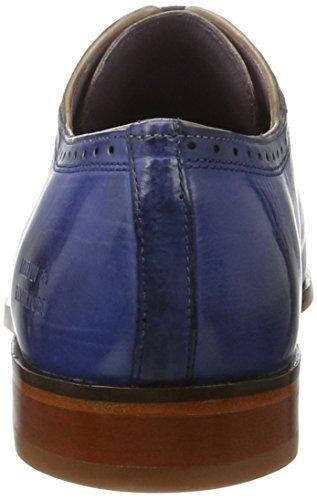 Melvin & Hamilton Lance 16, Chaussures à Lacets Homme Mehrfarbig (Crust China Blue(1,2), Powder(3) LS NAT.)