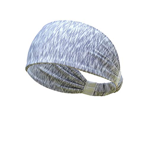 Gespout Gummiband Sport Stirnbänder Unisex Stirnband Für Männer und Frauen Fitness Yoga Schweißband Headband Accessoires-Stil 5