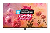 Samsung GQ55Q9FN 138 cm (55 Zoll) 4K QLED Fernseher (Q HDR 2000, Twin Tuner, Ultra Black Elite, Smart TV)