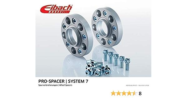 Eibach S90 7 20 013 Spurverbreiterung Pro Spacer System 7 40 Mm 5 120 65 0 Auto