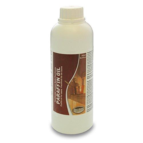 Nikkarien Sauna Paraffinöl 500 ml für Saunaholz 408