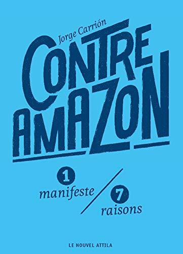 Couverture du livre Contre Amazon