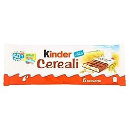 Kinder Cereali – Confezione da 6 x 23.5 g