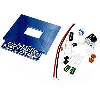 loonBonnie Detector de Metales Simple Localizador de Metales Producción electrónica DC 3V - 5V DIY Kit