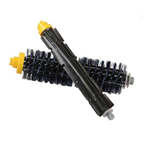 Tonsee Flexible Schläger Bürste für Irobot Roomba 600 630 650 700 Series Vacuum Cleaner - Schläger Bürste