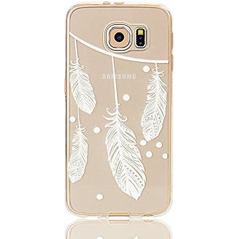 TKSHOU Accessorio Caso Case Cover TPU Silicone per Samsung Galaxy