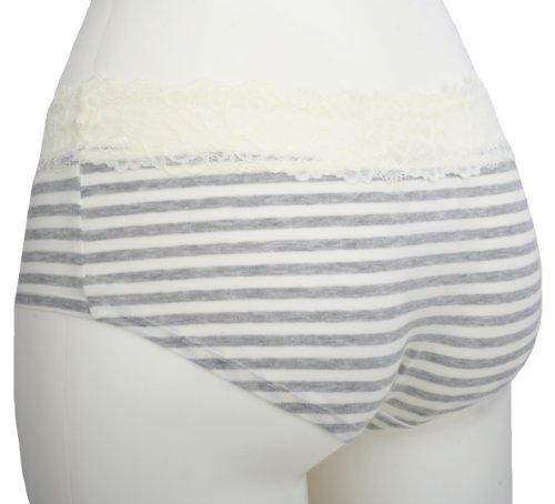 Ex-Store Damen Hipster Grau - Grey Stripe