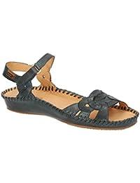 Pikolinos 655-0698 Ocean - Sandalias de Vestir de Piel Lisa para Mujer