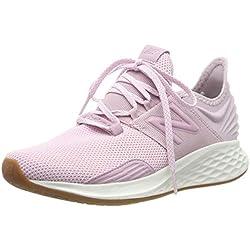 New Balance Fresh Foam Roav, Zapatillas de Running para Mujer, Rosa (Oxygen Oxygen), 39 EU