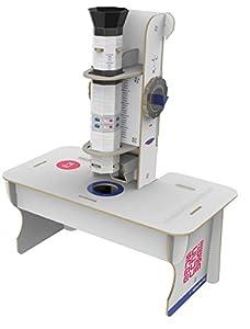 Science Museum Construye tu Propio microscopio científico, SM-1309