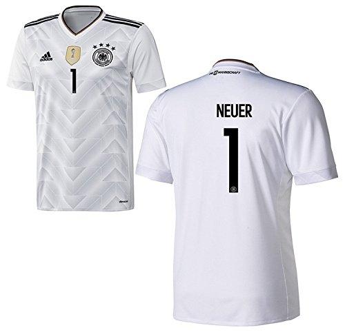 Trikot Adidas DFB 2017 Home Confed Cup (Neuer 1, 140)