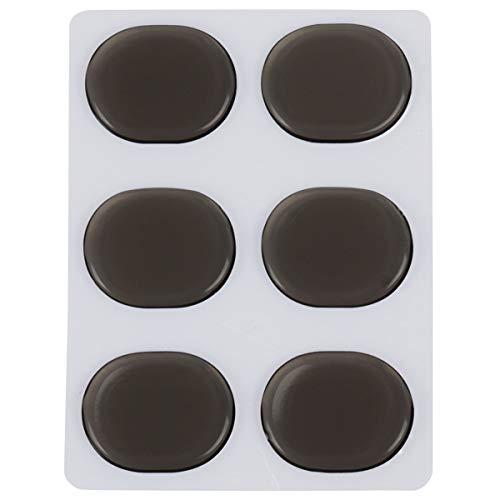 Healifty Drum Dampening Gel Pad Tone Control Drum Mute Drum Dampper Schalldämpfer für Drum Kit -