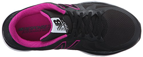 New Balance Women's 790v6 Running Shoe Mehrfarbig (Black/Poison BerryBlack/Poison Berry)