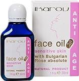 Gesichts-Öl mit Rose, Orange-Blossom, Kamille, Avocado & Mandel für sensible Haut - 30ml