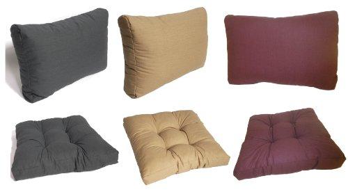 stretch schonbez ge loungebez ge gartenm bel sitzkissen polster auflagen f r rattan lounge. Black Bedroom Furniture Sets. Home Design Ideas