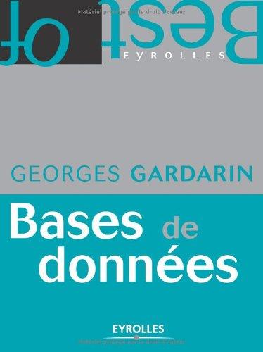 Bases de données par Georges Gardarin