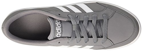 adidas Vs Set, Chaussures de Running Homme Multicolore (Grey Three F17/ftwr White/ftwr White)
