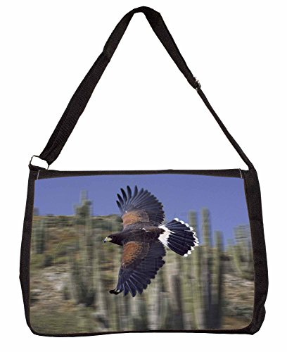 Flying Harris Hawk Bird of Prey Large 16
