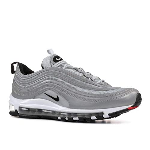 41eWZIJ94WL. SS500  - Nike AIR MAX 97 Premium 'Reflect Silver' - 312834-007