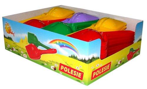 Polesie Strandspielzeug Schaufel-Mix, 48 Stück im Display -