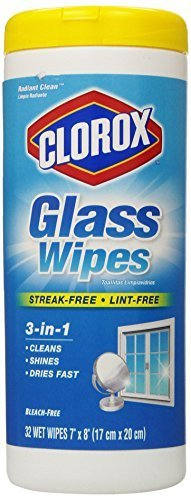clorox-glass-wipes-radiant-clean-scent-32-count-by-clorox