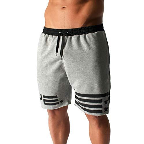 Pantalones Moda Masculina De Verano Pantalones Cortos