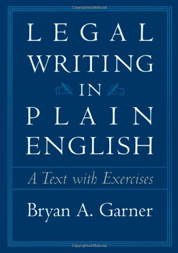 legal writing in plain english a text with exercises Legal writing in plain english a text with exercises ebooks legal writing in plain english a text with exercises is available on pdf, epub and doc format.