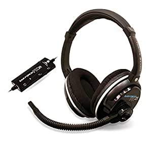 TURTLE BEACH Casque Ear Force PX21 - noir + Hub USB 4 ports UH-10 .