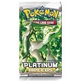 Pokemon Platinum Arceus (PL4) Booster Pack [Toy]