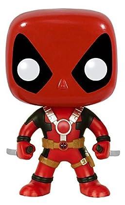 Funko POP Marvel: Deadpool Two Swords Action Fi...