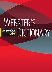 Webster's Essential Mini Dictionary (Cambridge Essential Eng Dictio)