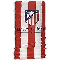 Wind X Treme Atlético de Madrid - Braga cuello multifunción, color rojo / blanco, talla única