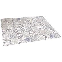 ALFOMBRA DE VINILO VINTAGE - Medidas de alfombra - 120cmx180cm