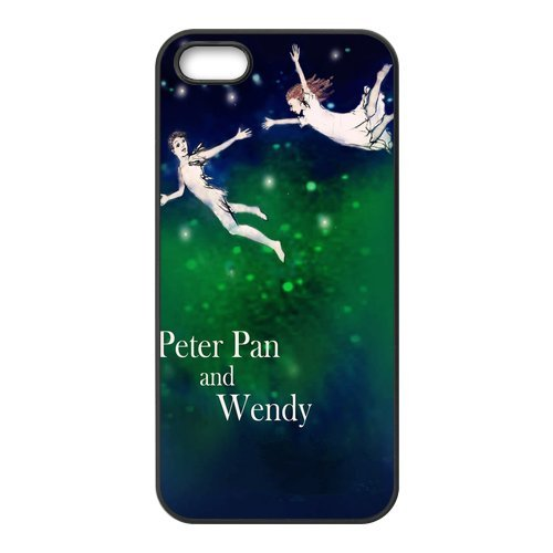 Coque pour iPhone 5S, Peter Pan Designs Back Case Cover For Apple iPhone 55S, Apple iPhone 55shülle Étui Coque Case Cover