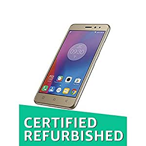 (Certified REFURBISHED) Lenovo K6 Power (Gold, 32GB)