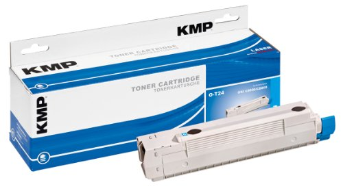 Preisvergleich Produktbild KMP Toner für OKI C8600/C8800, O-T24, cyan