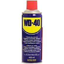 WD 40 34104 - Spray multiuso (lubricante, aflojatodo, dieléctrico, 400 ml)