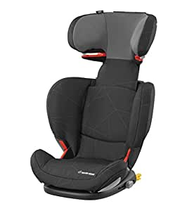 Maxi-Cosi RodiFix AirProtect Car Seat Group 2/3, Black Diamond