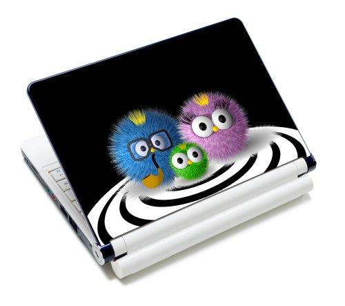 41 - Luxburg Design pegatina adhesivo protector skin adhesivo para Notebook portátil 10