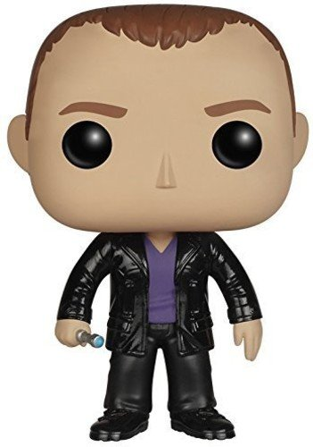 funko pop doctor who Funko - Figurine Doctor Who - 9th Doctor Pop 10cm - 0849803062064