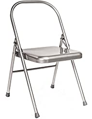 Yoga-Stuhl, verbessertes Modell: ohne vordere Querstrebe / Yoga Chair, klassisches Iyengar Yoga-Zubehör