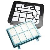 vhbw Set de filtros de recambio para aspiradoras...