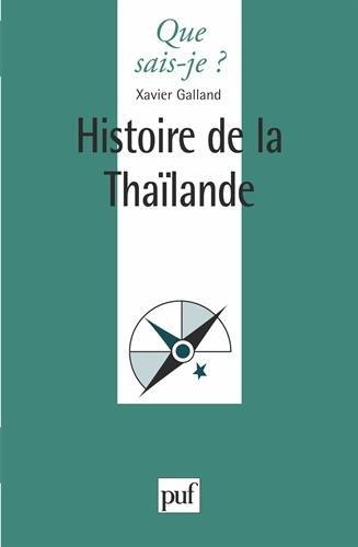 Histoire de laThaïlande